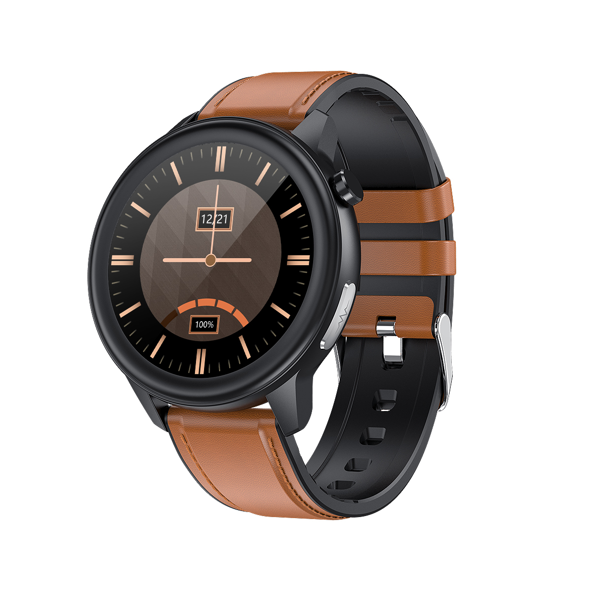 E80 ECG Temperature Blood Oxygen Smart Watch