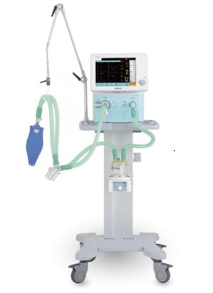 CE certificated VG70 Hospital emergency transport ventilator Mobile ICU ventilator