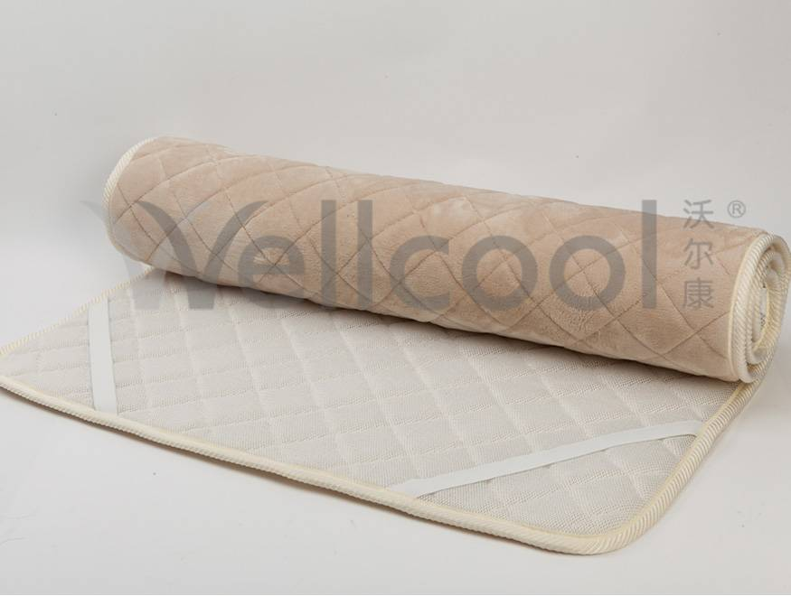 air condiitionning and clean 3d polyester cushion