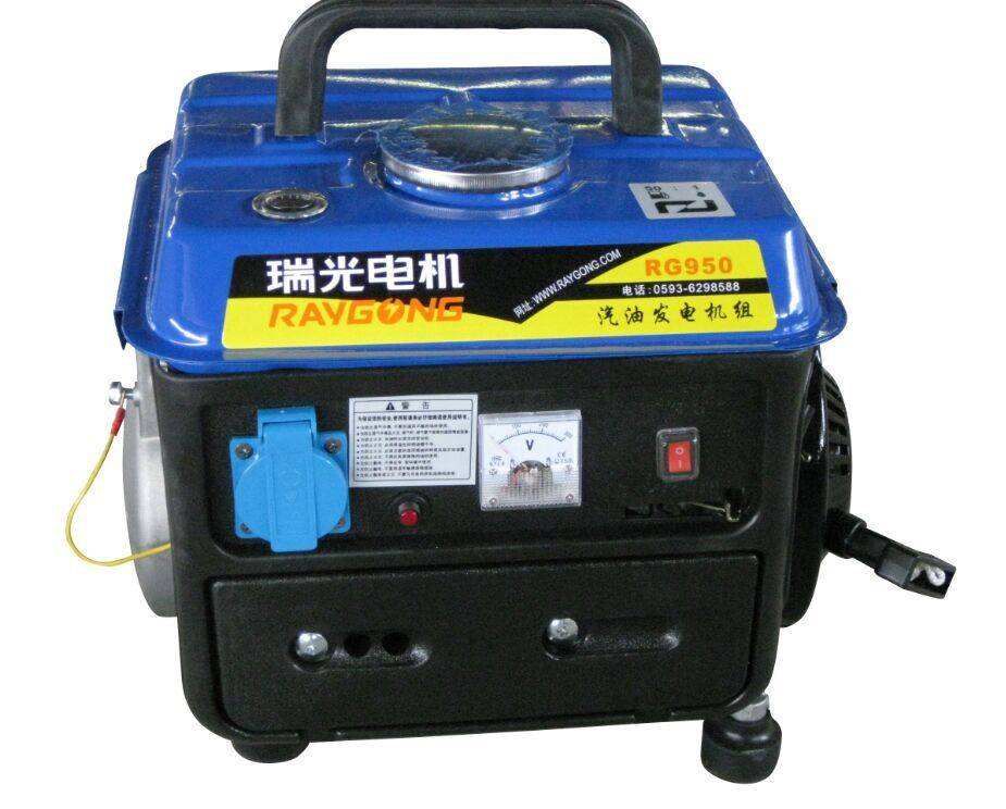 Good quality and price portable generator sets