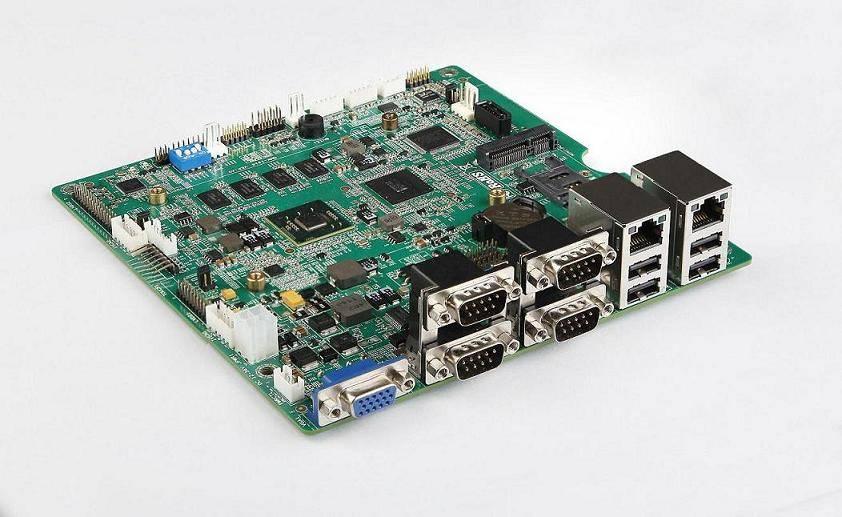 Intel Atom D2550 Fanless Mini-ITX Embedded Motherboard