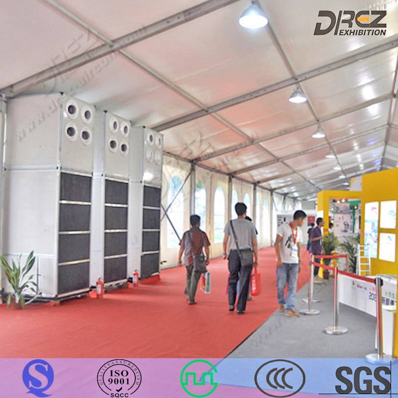 Drez Central Air Conditioner for Exhibitions & Large Events