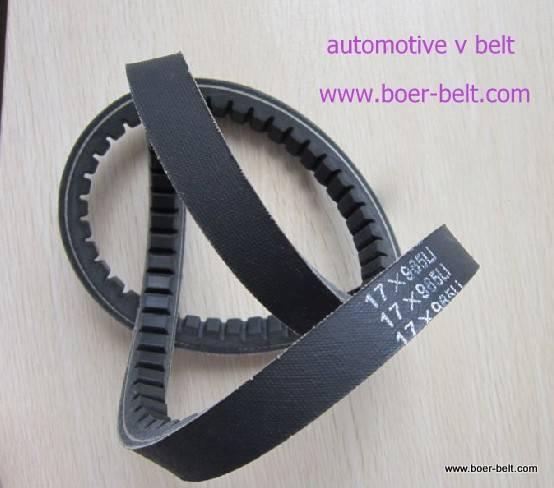 rubber v belt for KIA 17X1100La