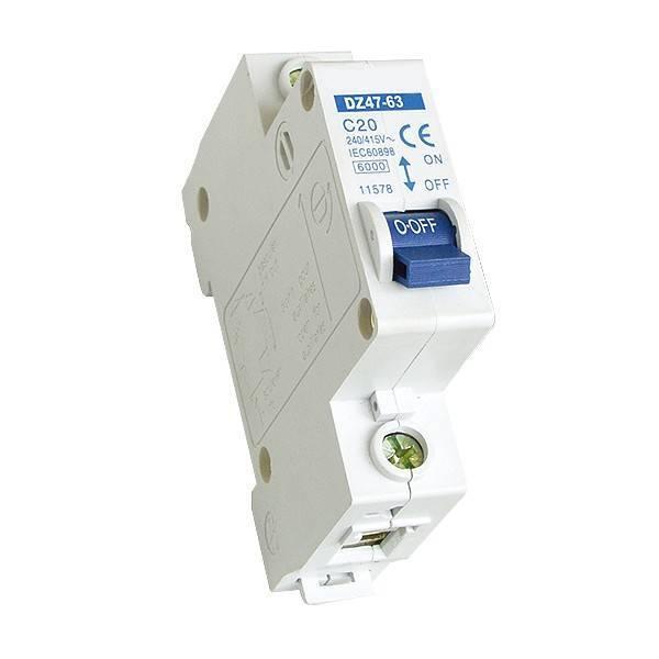 C45n (DZ47-63 MCB ) mini circuit breaker