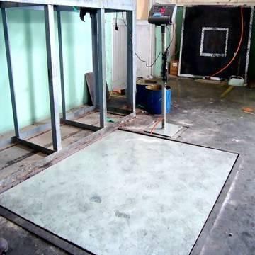 floor scale