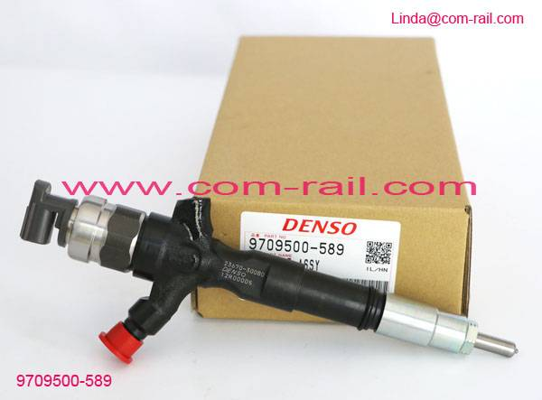 original Denso Injector 095000-5891/ 095000-5890 / 23670-30080 for Toyota 1KD-FTV