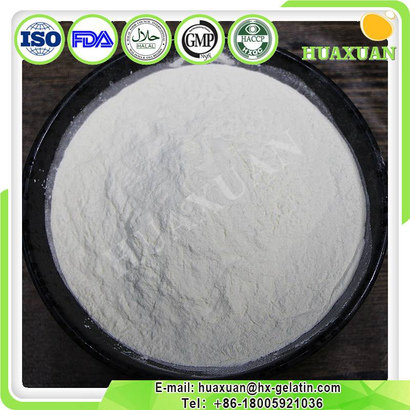 2016 industrial collagen powder with best price on sale