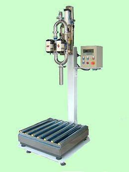 oil drum filling scale