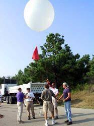 dropsonde parachute