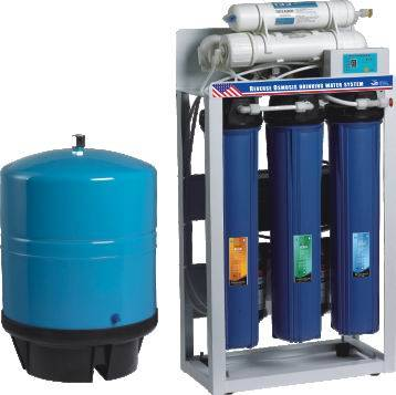 Frame commercial RO water purifier (QSW-CMC3)