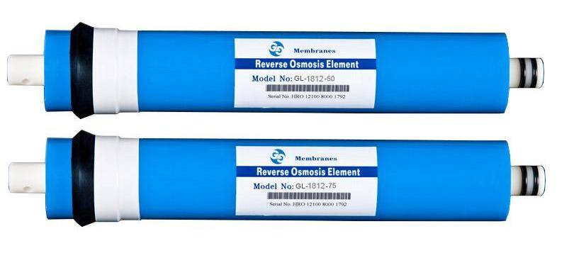 cheapest 50GPD 75GPD RO membrane for home water purification