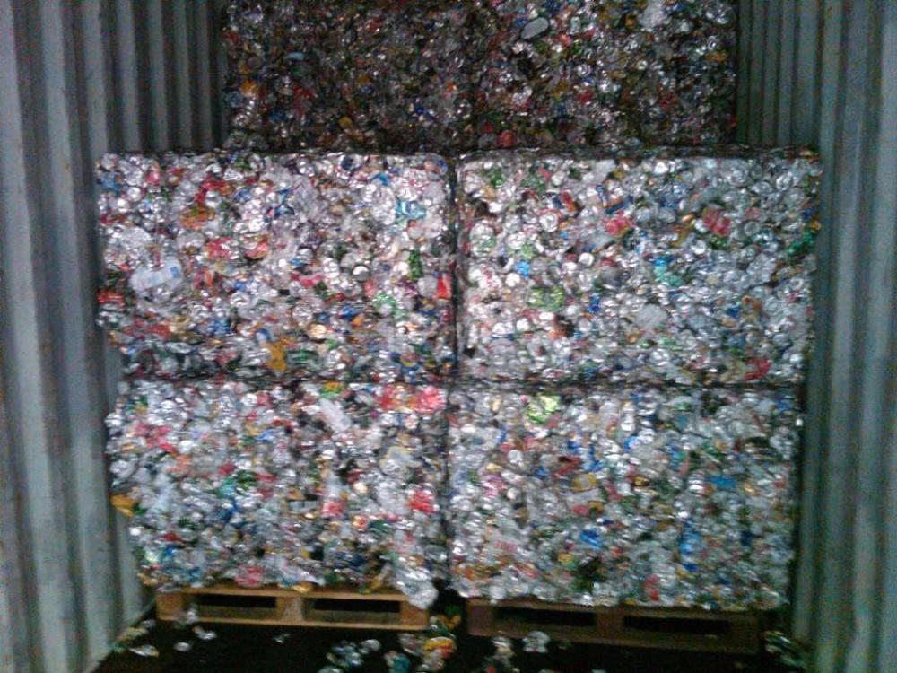 Aluminium Used Beverage Cans Scrap(UBC)