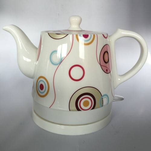 Sell Ceramic Electric Kettle Tea pot