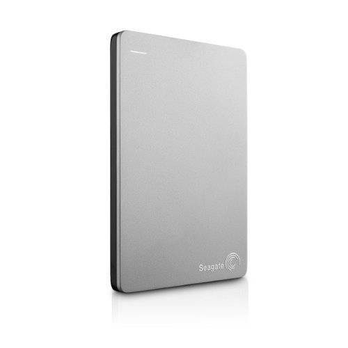 Seagate 500GB HDD Slim Portable Drive for Mac Portable Hard Drive Disk USB 3.0