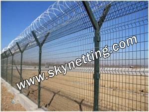 wire mesh-Razor Barbed Wire Fence