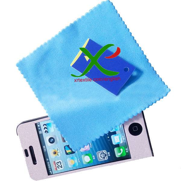 Ultra-fine microfiber lens cleaning cloths