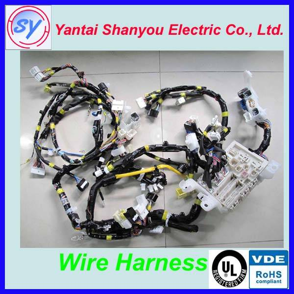 wiring harness manufacturer with 20years experience
