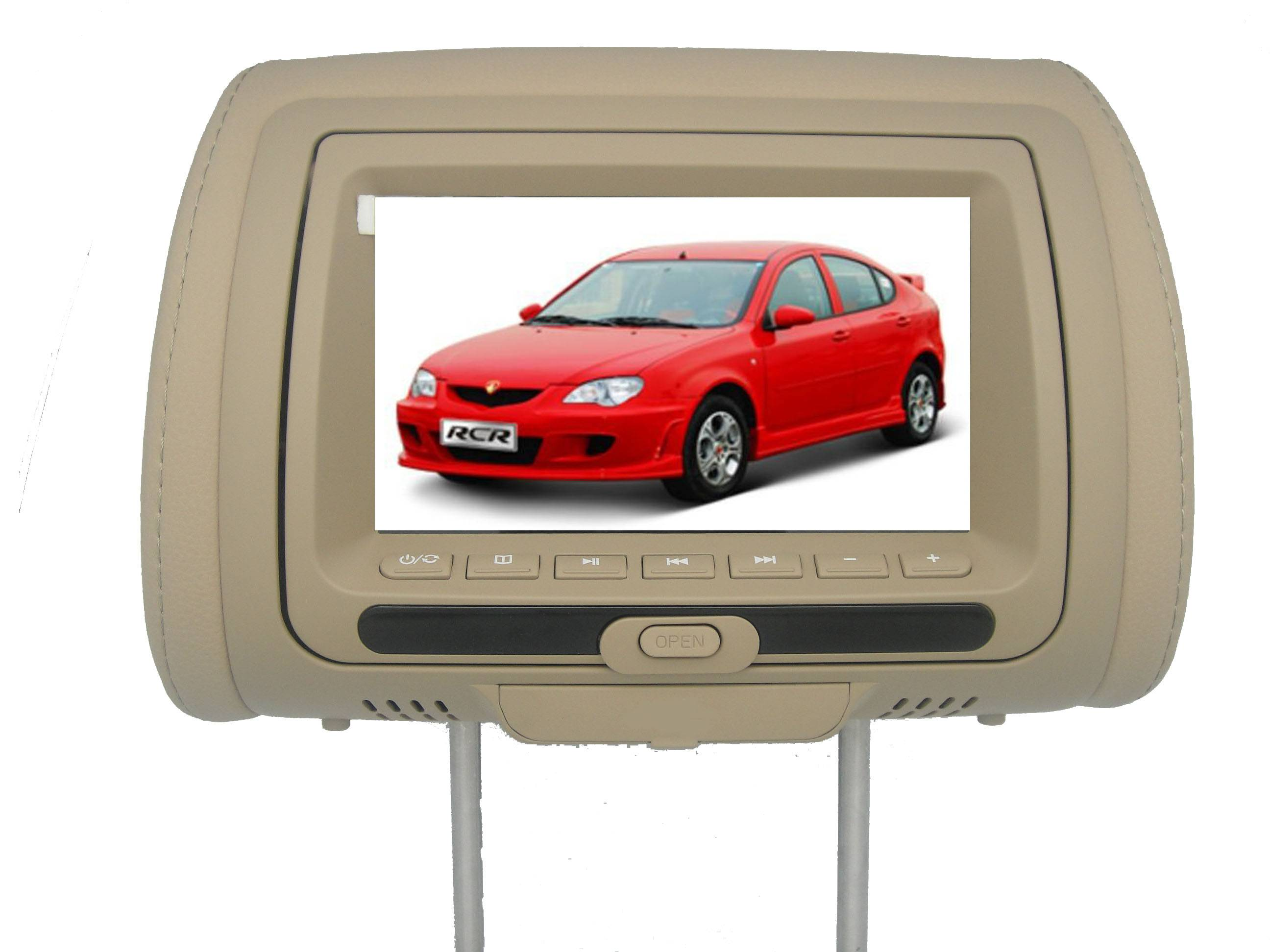 sell car headrest dvd player