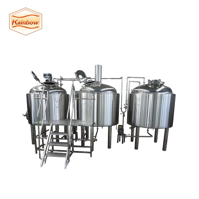 Beer brewing equipment 5bbl fermenter small beer brewing equipment