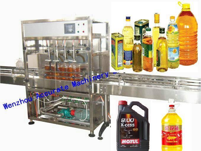 Edible Oil Filling Machine (3 Liter - 20 Liter)