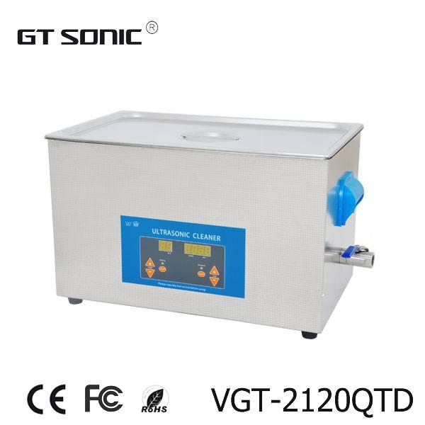 Multi-function ultrasonic cleaner