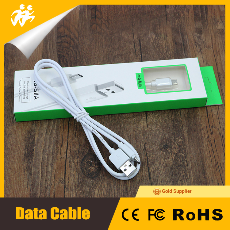 Charging Sync Cellphone Accessories Data CableFlat USB Data Cable
