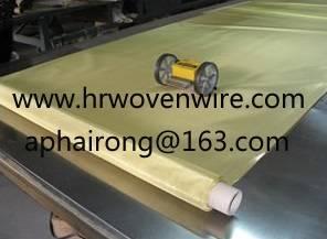 150 mesh brass screen, 150 mesh brass wire mesh, 150 mesh brass wire cloth, 150 mesh brass wire net
