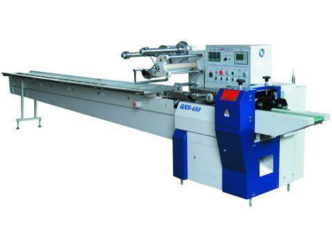QNS450 SERVO CONTROL AUTOMATIC PACKAGING MACHINE