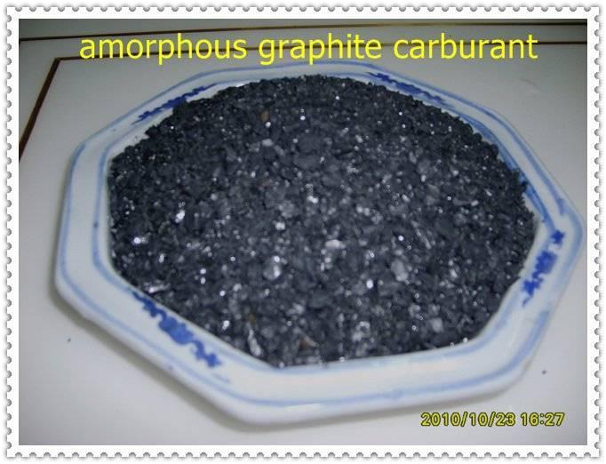 Amorphous Graphite Grain FC 80%min