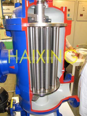 haixing Sell Wedge Wire Candle Filter Screens