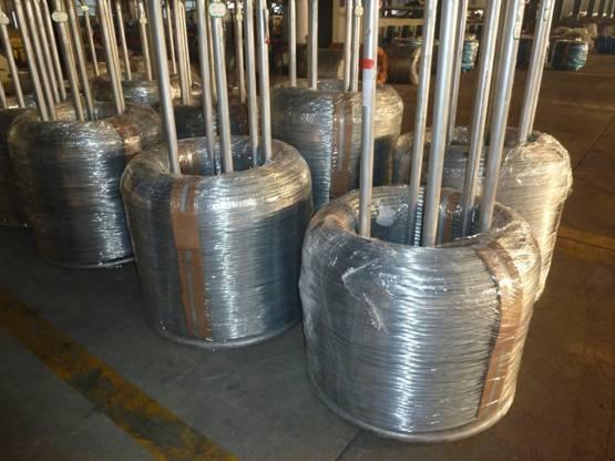 Galvanized Baling Wire