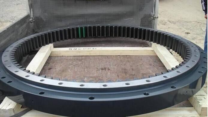 PC340NLC6K circle assembly komastu