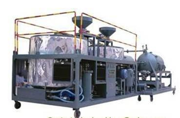 LYE Engine Oil Purification/ Motor Oil Purifier/ Oil Recycling/ Oil Regeneration