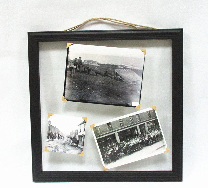 new hanging black display frame, for home & wall decorative
