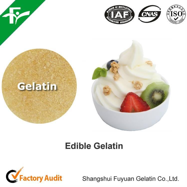 health food gelatin