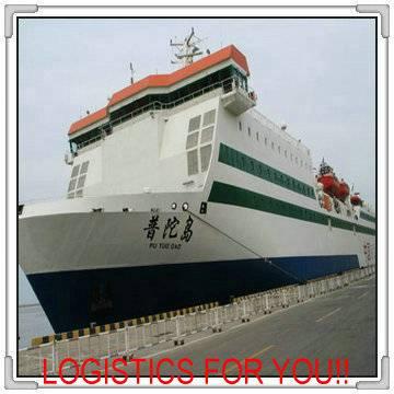 From Shanghai to CEBU sea freight