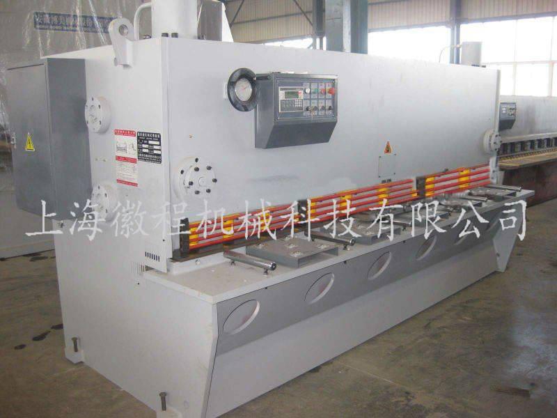 CNC Hydraulic Guillotine Shearing Machine QC11K-6X3200
