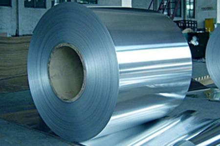 blue aluminum foil/finstock for air conditioner