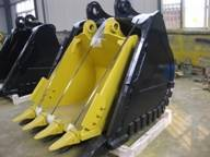 Excavator bucket for Doosan 420