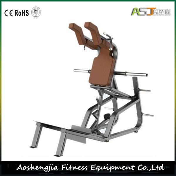 V Squat Gym Equipment/Fitness Machine