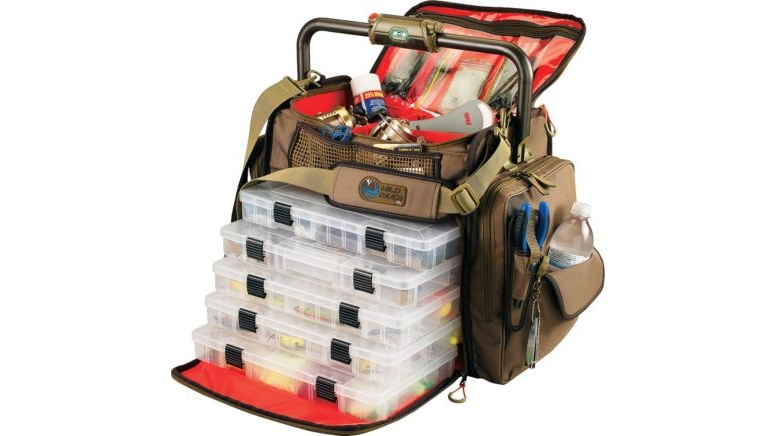 Wild River Frontier Lighted Tackle Bag