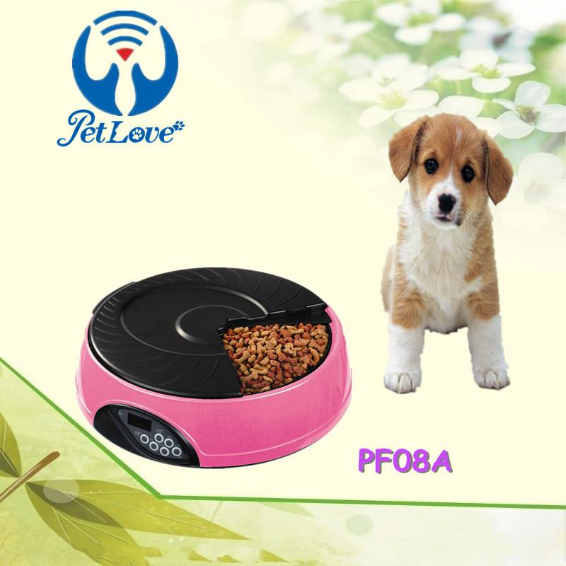 Master Helper 4- Meal LCD automatic dog or cat feeder