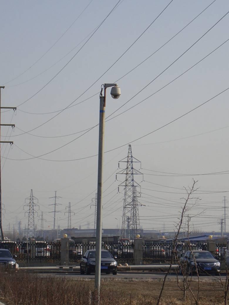 UHPC Communication Poles