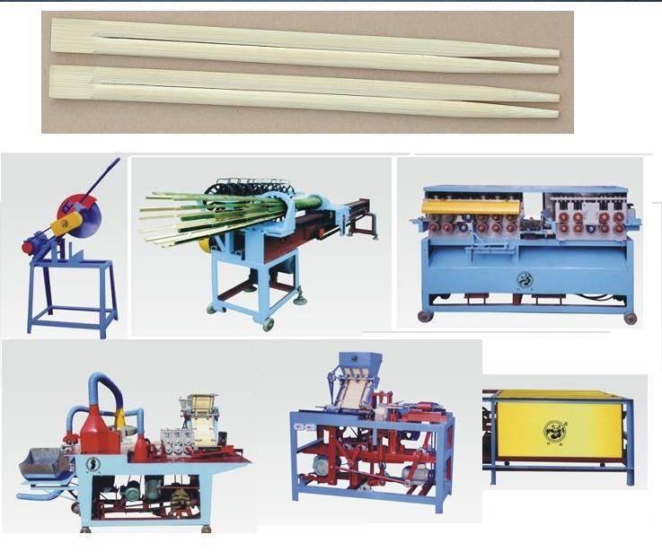 disposable chopsticks machine, disposable chopsticks producing line, disposable chopsticks machinery