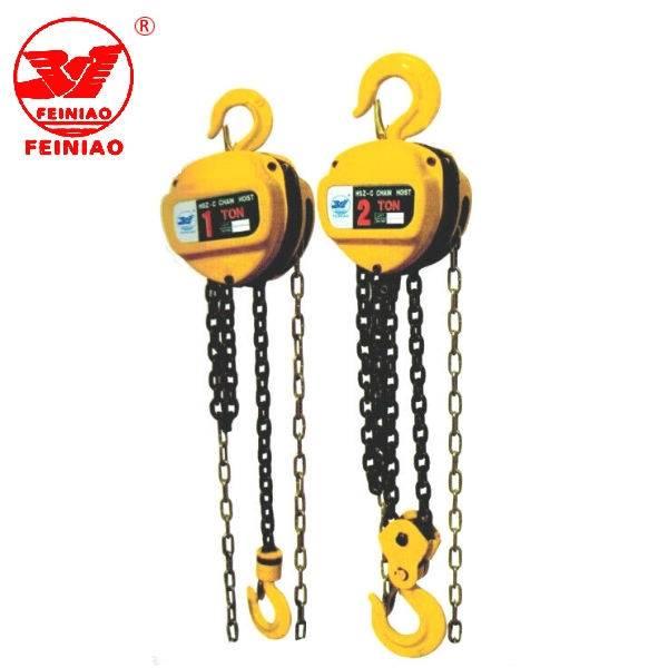 Sell HSZ-C Series Chain Hoist Manual Hoist