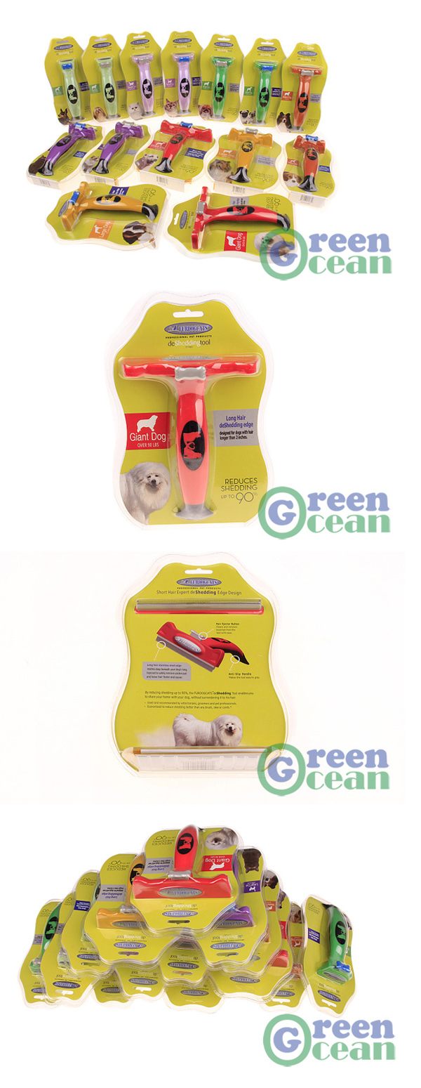All Sizes of BENC MATE Deshedding Tool, Cleaning Tool for Dog, Cat and Other Animal, Pets