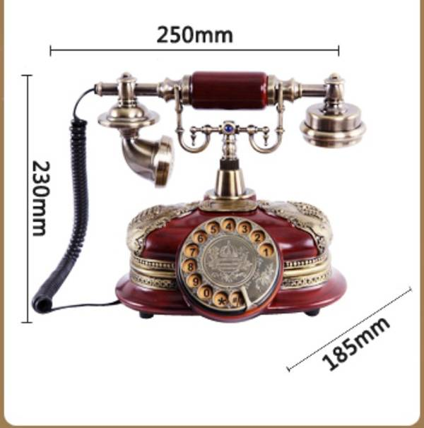 2013 Newest style Antique Decorative Classical Design Telephone MS-5500A