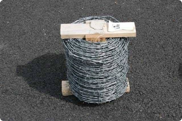 12#14# electro barbed wire