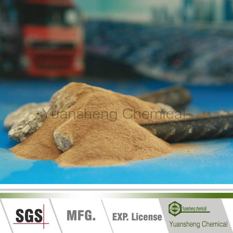 Naphthalene Superplasticizer For Concrete Admixture