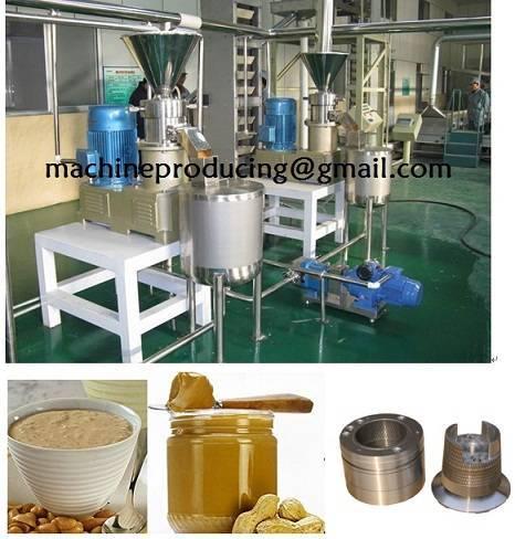 peanut butter machine , peanut grinder 0086-18637189076